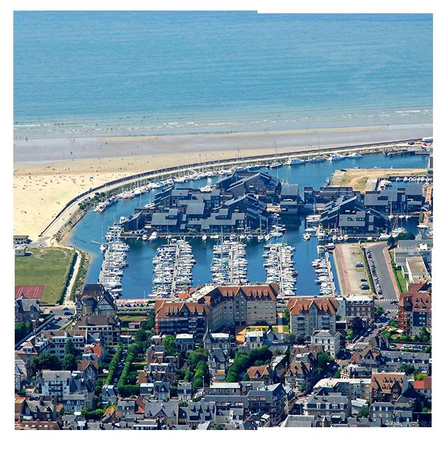 Choisir Deauville pour des vacances insolites